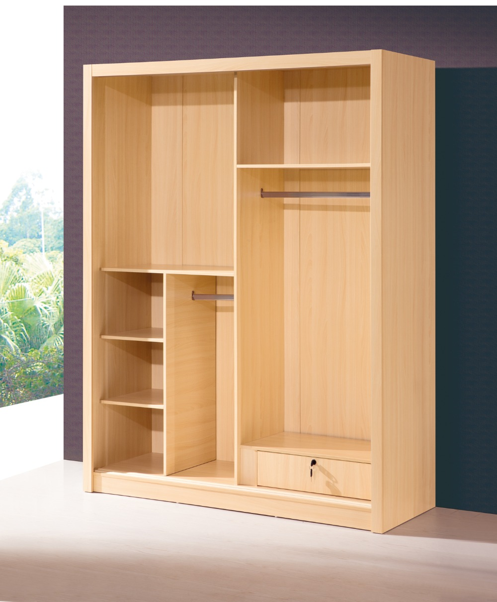 Wholesale New Double Color Wardrobe Design Furniture Bedroom Wardrobe In  Wardrobes From Furniture On Aliexpress.com | Alibaba Group