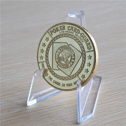 Unbeatable Poker Hand Poke - BORN TO PLAY- FORCED TO WORK Poker Card-Guard coins, free shipping 15pcs/lot
