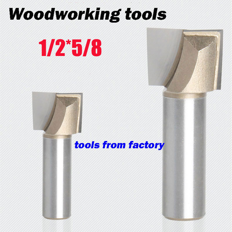 1pc wooden router bits 1/2*5/8 CNC woodworking milling cutter woodwork carving tool сумка dissona 8144a41002 8144a41002c00 r05