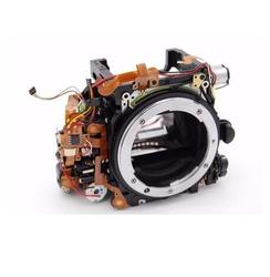 Original Small Main Body,Mirror Box With Shutter,Aperture Control Unit replacement Part For Nikon D600 D610