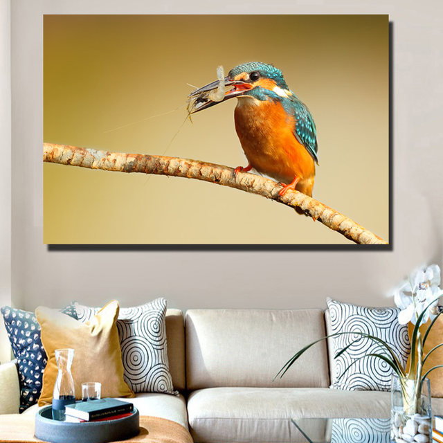 Online Shop Large Size Animal Wall Art Pictures Single Panel ...