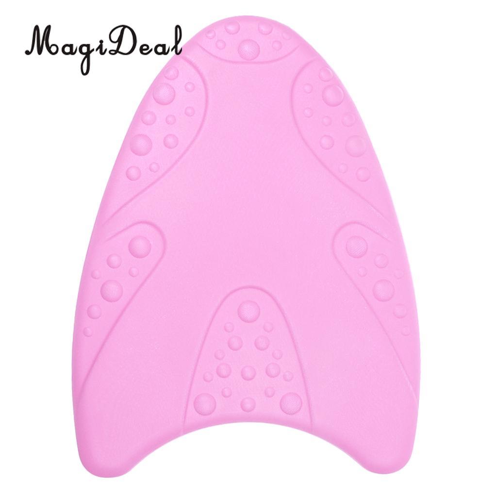 MagiDeal Swimming Swim Kickboard Kids Adults Safe Pool Training Aid Float Board Pink