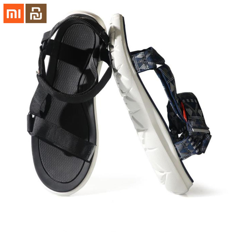 Xiaomi  Mijia Curved Magic Belt Sandals Non-slip Wear-resistant Free Buckle Sandals Suitable For Spring And Summer Smart Shoes
