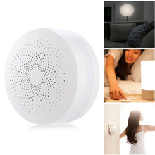Get more info on the For Xiaomi Home WiFi Remote Control App Switch Multifunctional Gateway Internet Door Sensor Body Sensor Bulb Curtain