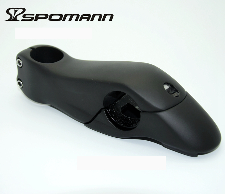 Full Carbon fiber bike stem mountain road cycling MTB handlebar stem can install riding computer table bike parts fouriers mtb handlebar hb mb008 mountain bicycle handlebar ud carbon fiber bike handlebars 31 8x750mm