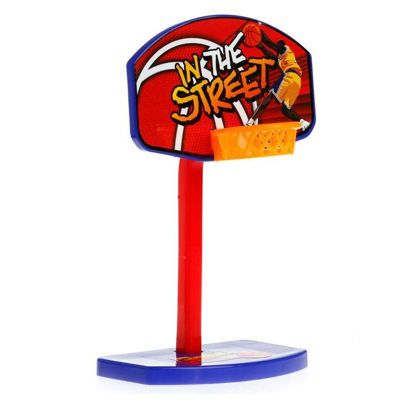 Pet Bird Toys Chew Parakeet Parrot Training Mini Basketball Basket Hoop PropTrick Prop