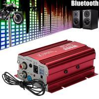 Vehemo MA700 Car Amplifier Audio Amplifier Metal MA Red Smart Loudspeaker Stereo Home