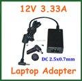 50 шт. 12 В 3.33A электропитание адаптер переменного тока зарядное устройство для Samsung XE303C12 Chromebook ATIV Smart PC XE500T1C XE700T1C питания адаптер