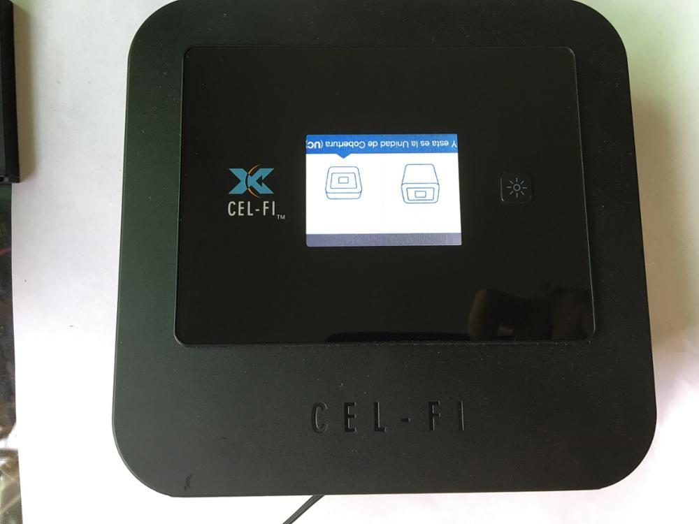 Ecran LCD cel-fi PRO double bande 1/3/8/20 répéteur 2G 3G 4G LTE amplificateur de téléphone portable cellulaire booster une paire répéteur wifi l - 3