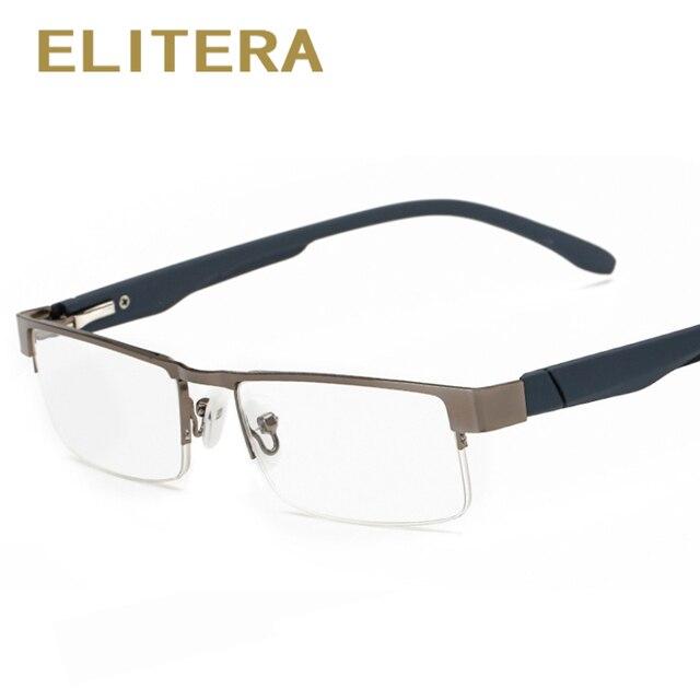 elitera new men women studing reading glasses decorate plain glass spectacles 1 15