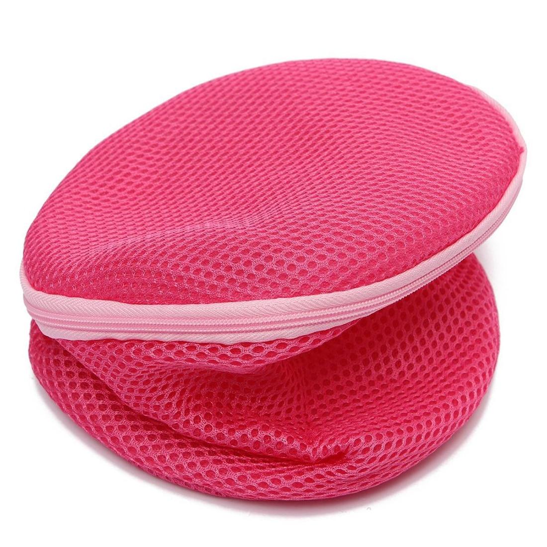 Practical Thickening Bra Wash Net Underwear Net Wash Laundry Rose