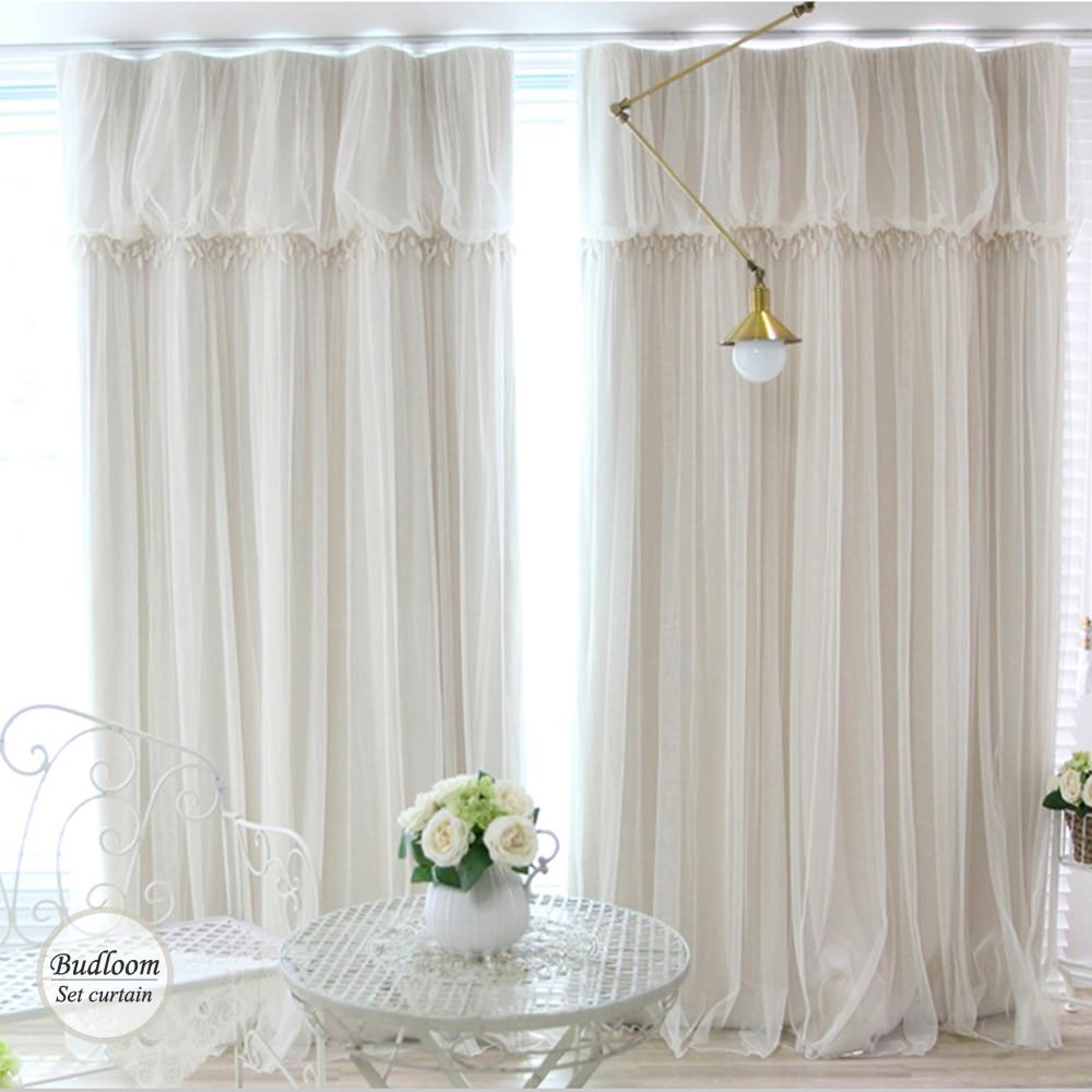 Light pink curtains - Sheer Light Pink Curtains