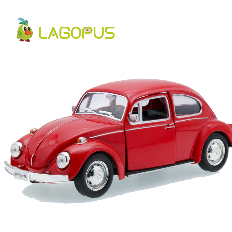 lagopus Toy Car Mini Vintage Car Zinc Alloy Model Car Sound light Pull Back Toy Doors Opened Collection Gift for Children in Diecasts Toy Vehicles from Toys Hobbies