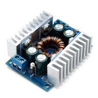 New Arrival DC DC 8A Automatic Step Up Step Down Adjustable Power Module Integrated Circuits Modules