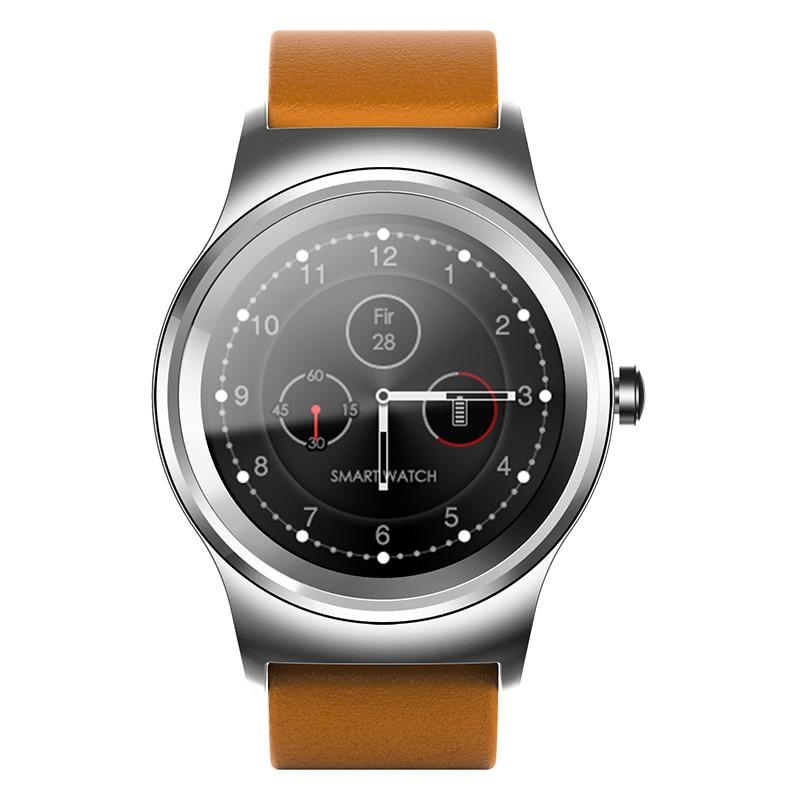 Smart Watch Sports Pedometer Sleep Info Display High-end Business Bracelet Android iOS Waterproof Smartwatch Bluetooth Call все цены