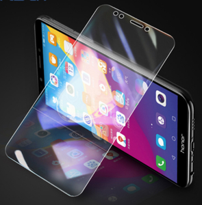 2 PCS Screen Protector For Huawei Y6 Y7 Y8 Prime 2018 cover Tempered Glass film