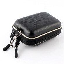 Hard Shock Resistant Compact Digital Camera Case For Canon Power Shot SX600 SX610 SX150 SX160 IXUS 170 160 155 265