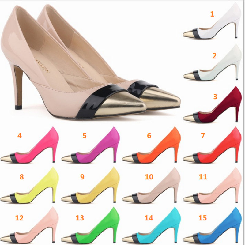 WomensPumps fashion style summer indoor pu Womens solid Pumps good quality DY Y289WomensPumps fashion style summer indoor pu Womens solid Pumps good quality DY Y289