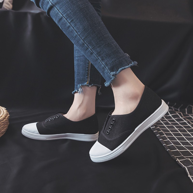 Women White shoes Flats espadrilles canvas shoes girl/student loafers Soft Summer Candy Colors Slip on Flats shoes 7h45 yeerfa fashion women loafers canvas shoes slipony oxford flats heels breathable slip on comfortable mix colors white black shoes