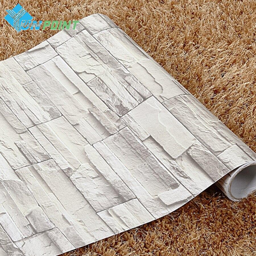 Online kopen wholesale behang steen uit china behang steen ...