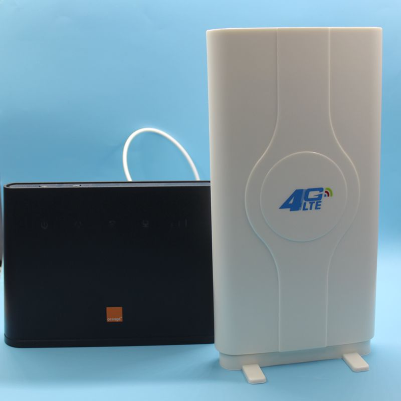 Débloqué Huawei B310 B310s-22 avec Antenne 150 Mbps 4g LTE CPE WIFI ROUTEUR Modem avec Fente Pour Carte Sim Up à 32 Dispositifs