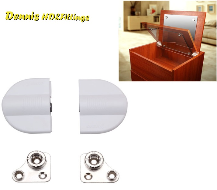 Soft Flap Hinge Hinges For Dressing Table Buffer Bath Cabinet Cupboard Furniture Closet 2pcs set stainless steel 90 degree self closing cabinet closet door hinges home roomfurniture hardware accessories supply