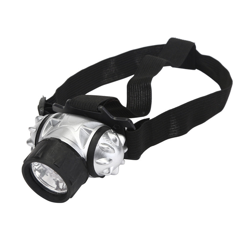 7LED Headlamp Headlight Flashlight Head Light Lamp Torch Head lamp