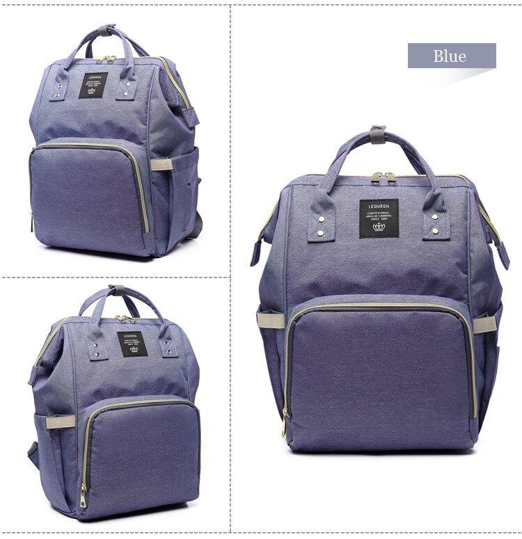 HTB1cZ1odjgy uJjSZKPq6yGlFXa5 Maternity Bag Waterproof Diaper Backpack for Mom Nappy Bags Large Capacity Baby Bag Travel Mummy bag Designer Nursing Bag