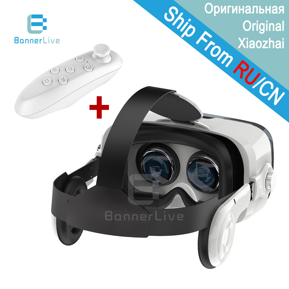 "Original BOBOVR Z4 3D <font><b>Glasses</b></font> VR Box <font><b>Glasses</b></font> <font><b>Bluetooth</b></font> <font><b>Controller</b></font> Immersive <font><b>Virtual</b></font> <font><b>Reality</b></font> Cardboard <font><b>for</b></font> <font><b>4</b></font>~6"" SmartPhone"
