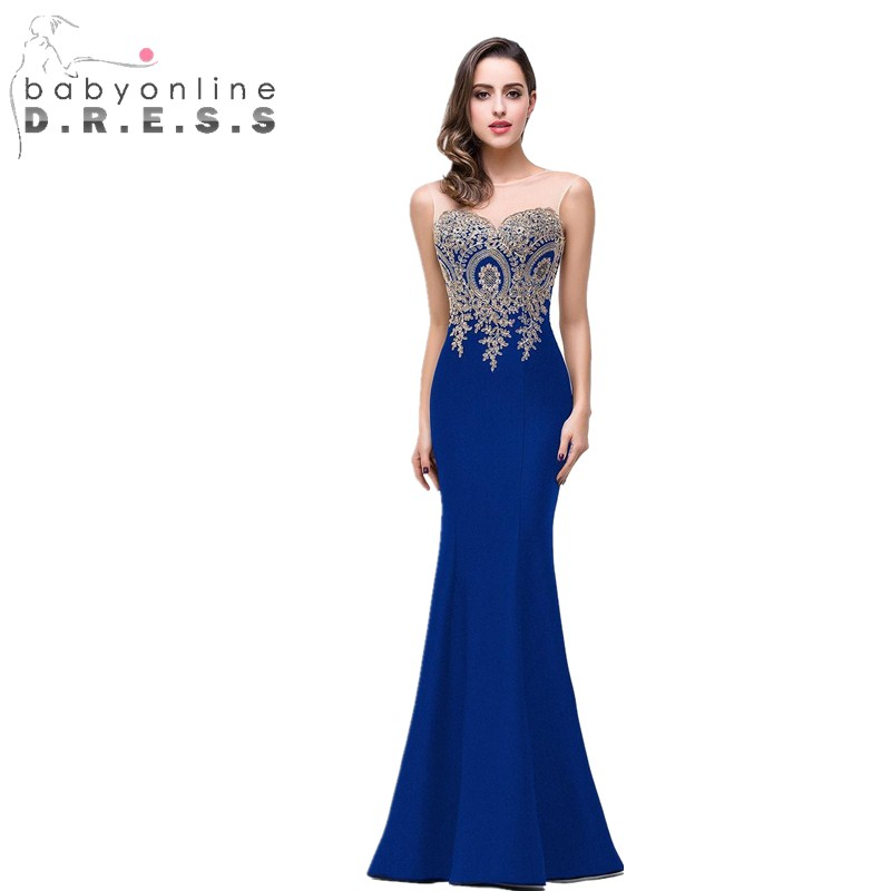Online Get Cheap Royal Blue Dress -Aliexpress.com  Alibaba Group