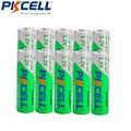 10PCS PKCELL aa battery 2200MAH 1.2V NIMH aa Rechargeable Batteries LSD 2A precharge Batteries Ni-MH for Camera toys caculare