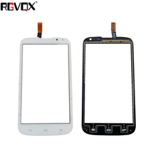 цена на New Touch Screen For Huawei Ascend G610 Digitizer Front Glass Lens Sensor Panel Replacement Repair