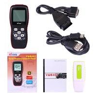 Vag401 profissional scanner leitor de código obd2 ferramenta de diagnóstico automático para audi/seat/skoda/vw vag 401 scanner automóveis