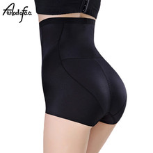 Quality Women High Waist Body Shaper Panties Tummy Belly Control Waist Slimming Pants Shapewear Girdle Underwear Waist Trainer