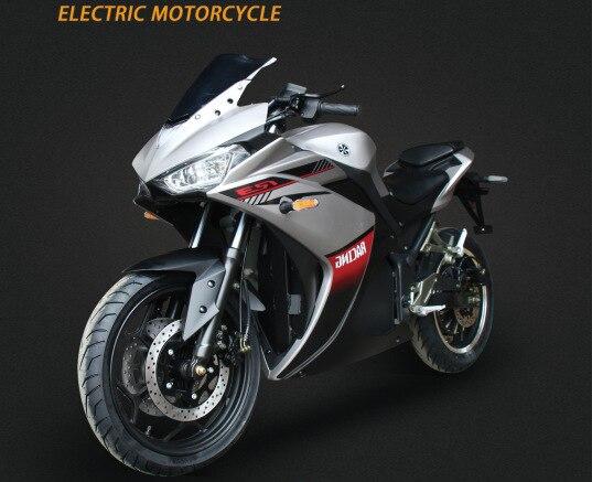 Motos électriques citycoco scooter électrique course vélo électrique 60 km 2000 W-8000 W batterie au Lithium 72 V/20A moto e vélo