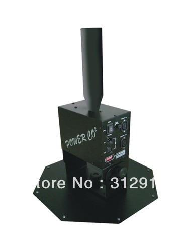 DMX512 controlled co2 jet machine ;8m High white gas column output