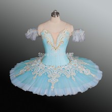 New Fashion,white ballet gown girls,blue lady ballet tutu gown,skilled ballet tutu,Split leotard skirt,ballet tutu