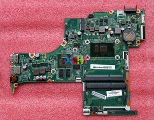 Image 1 - עבור HP 15 ab522TX 830602 601 940 M/4 GB w i5 6200U מעבד DAX1BDMB6F0 מחשב נייד האם Mainboard נבדק