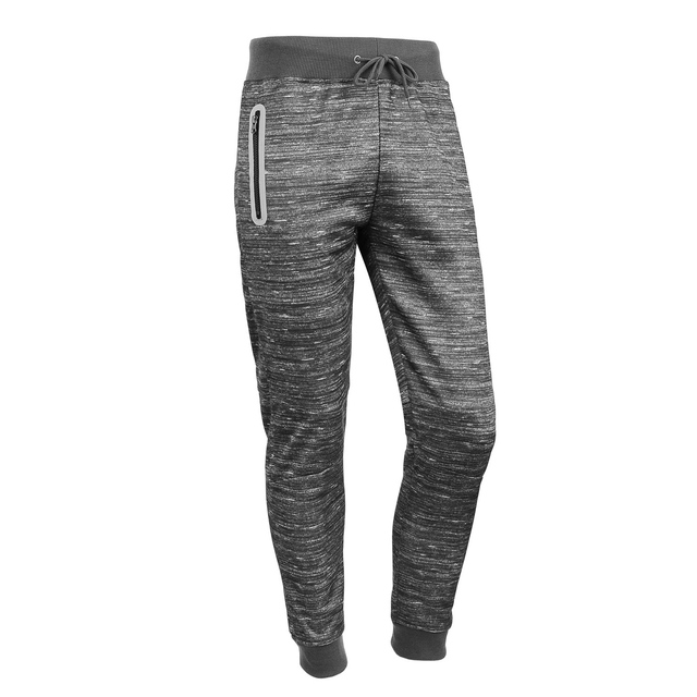 2017 Newest Men's Ankle-Length Pants Casual Comfortable Solid Sweatpants High Quality Men's  Joggers Fleece Trousers
