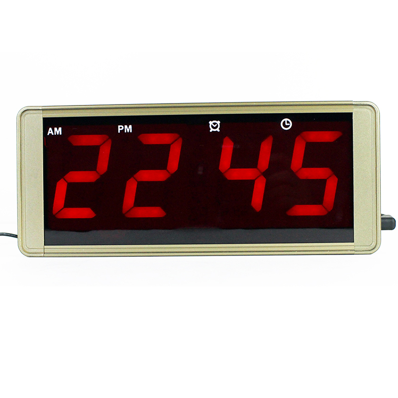 Buy ultra large display led digital wall Digital led wall clock