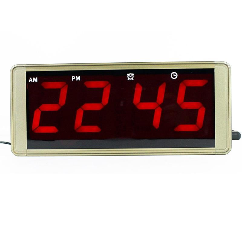 Aliexpresscom Buy Ultra large display LED digital wall clock