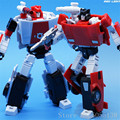 MFT Transformation Sideswipe MS05 MS-05 MS05B MS-05B & Red Alert MS07 MS-07 MINI Tasche Serie Action Figure Roboter Spielzeug
