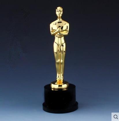 Кристаллический трофей, фигура статуи ремесел, Оскар модель, творческий памятный подарок
