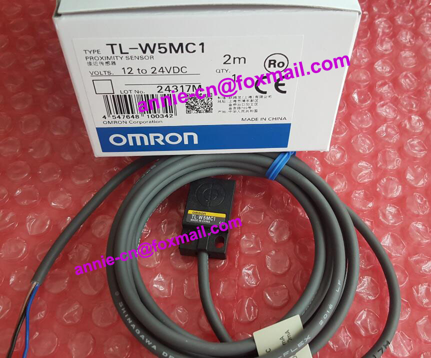 100% New and original TL-W5MC1, TL-W5MD1  OMRON  Proximity switch, Proximity sensor  12-24VDC   2M balluff proximity switch sensor bes 516 383 eo c pu 05 new high quality one year warranty