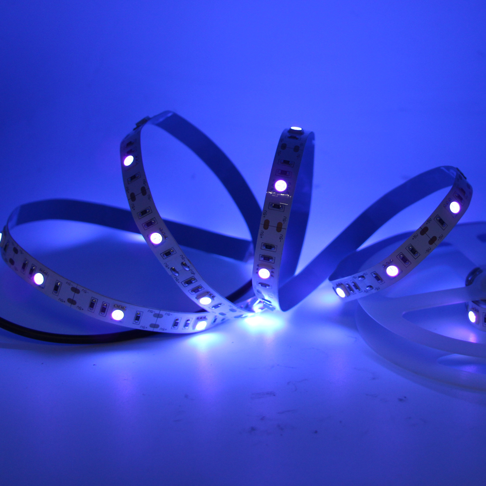 Flexible 3528SMD 60 LEDs USB 5V LED Strip Light Lamp 0.5//1//2//3M Super Bright