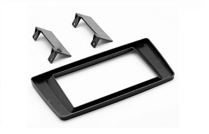 Double Din For Skoda Octavia Laura Yeti Radio CD DVD Audio Panel Dash Mount Trim Refit Kit Fascia Face Surround Frame Bezel 1