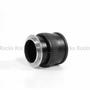 Image 5 - Pixco Einstellbare Fokussierung Makro infinity adapter ring klage Helicoid Adapter Tube Anzug Für M42 objektiv Sony E Berg Kamera NEX A5000 A3000 5 T 3N