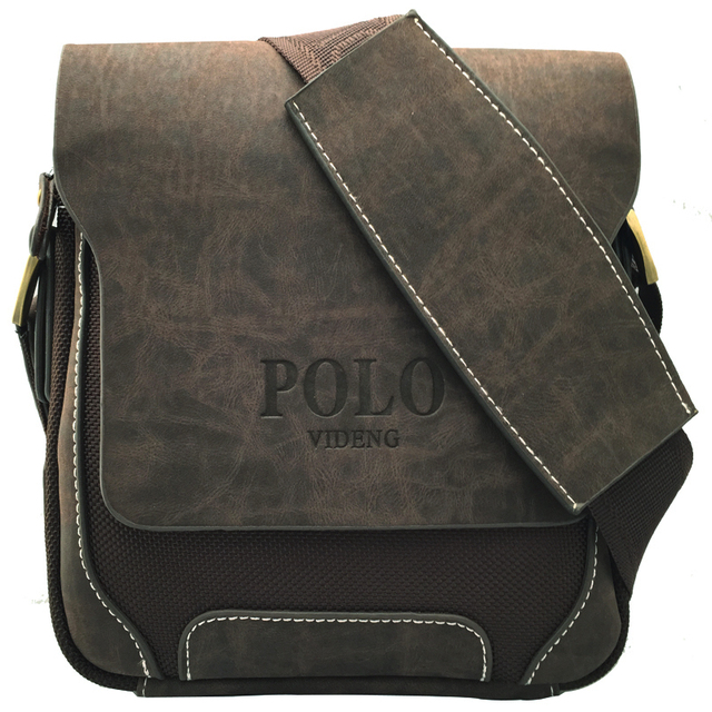 2016 Promotion Designers Brand Men's Messenger Bags PU Leather Oxford Vintage Mens Handbag Man Crossbody bag VP-7-NEW
