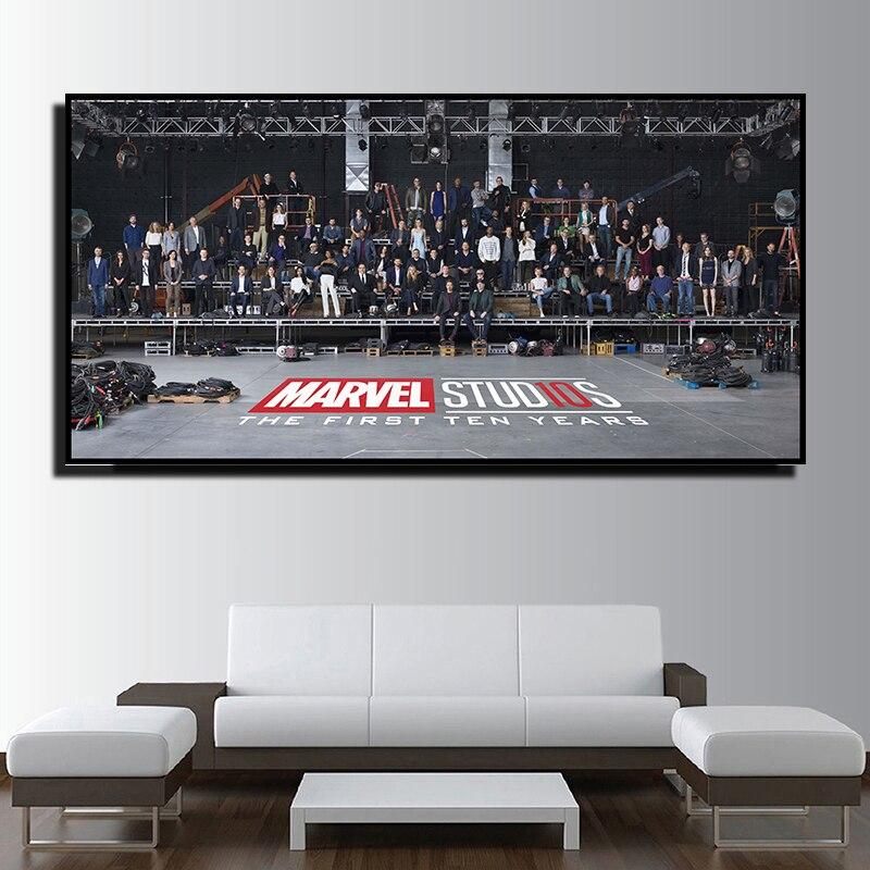 Marvel Cinematic Universe 10th Anniversary Iron Man