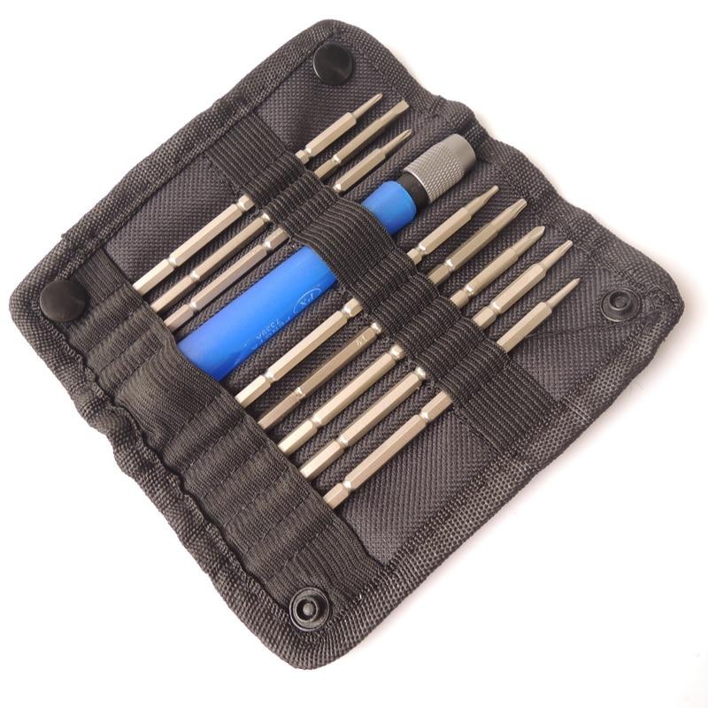 mobile phone laptop repair tools 9 in 1 magnetic screw driver precision screw. Black Bedroom Furniture Sets. Home Design Ideas
